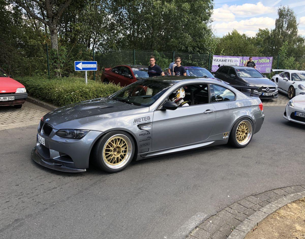 Alex Hardt Tracktool Team Schirmer V8 Gt Auf Basis Bmw M3 E92 Trackdaysport