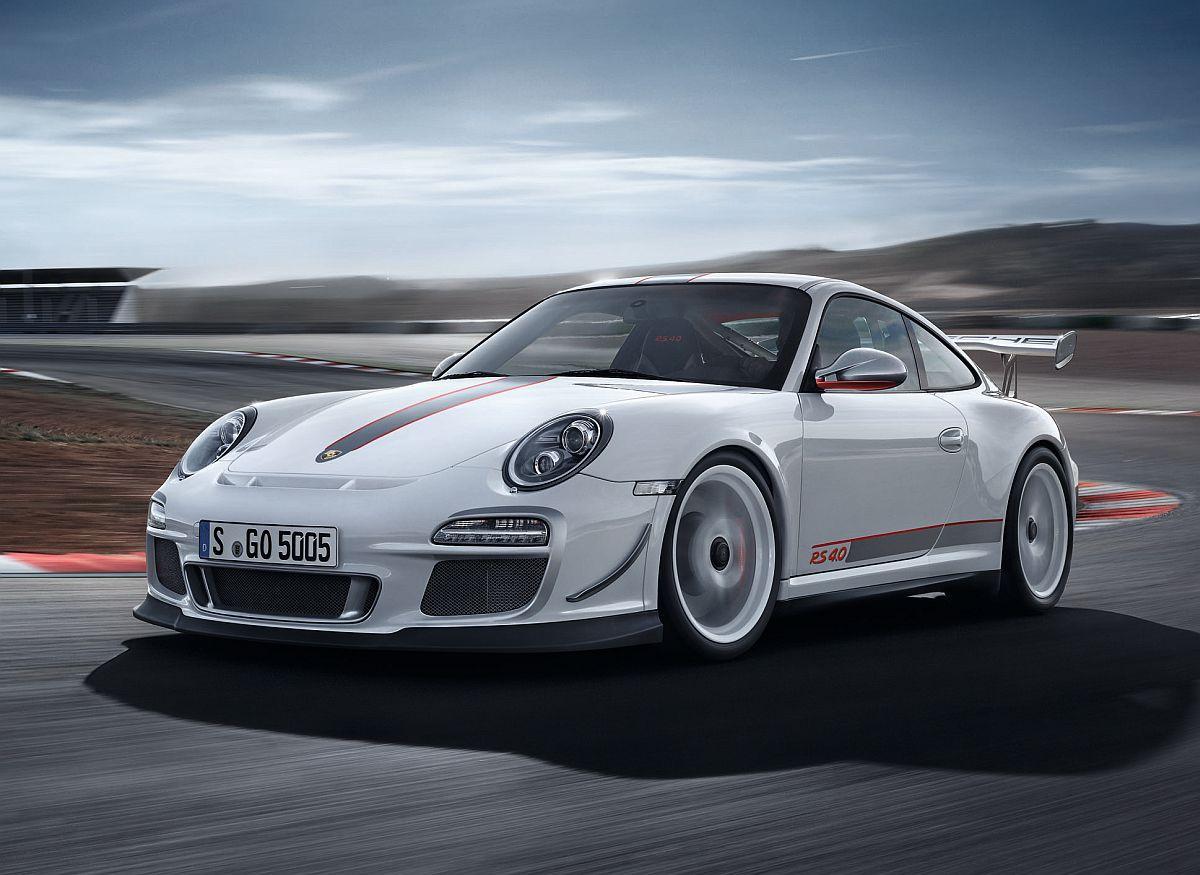 Der Porsche 911 (997 II) GT3 RS 4.0 2011