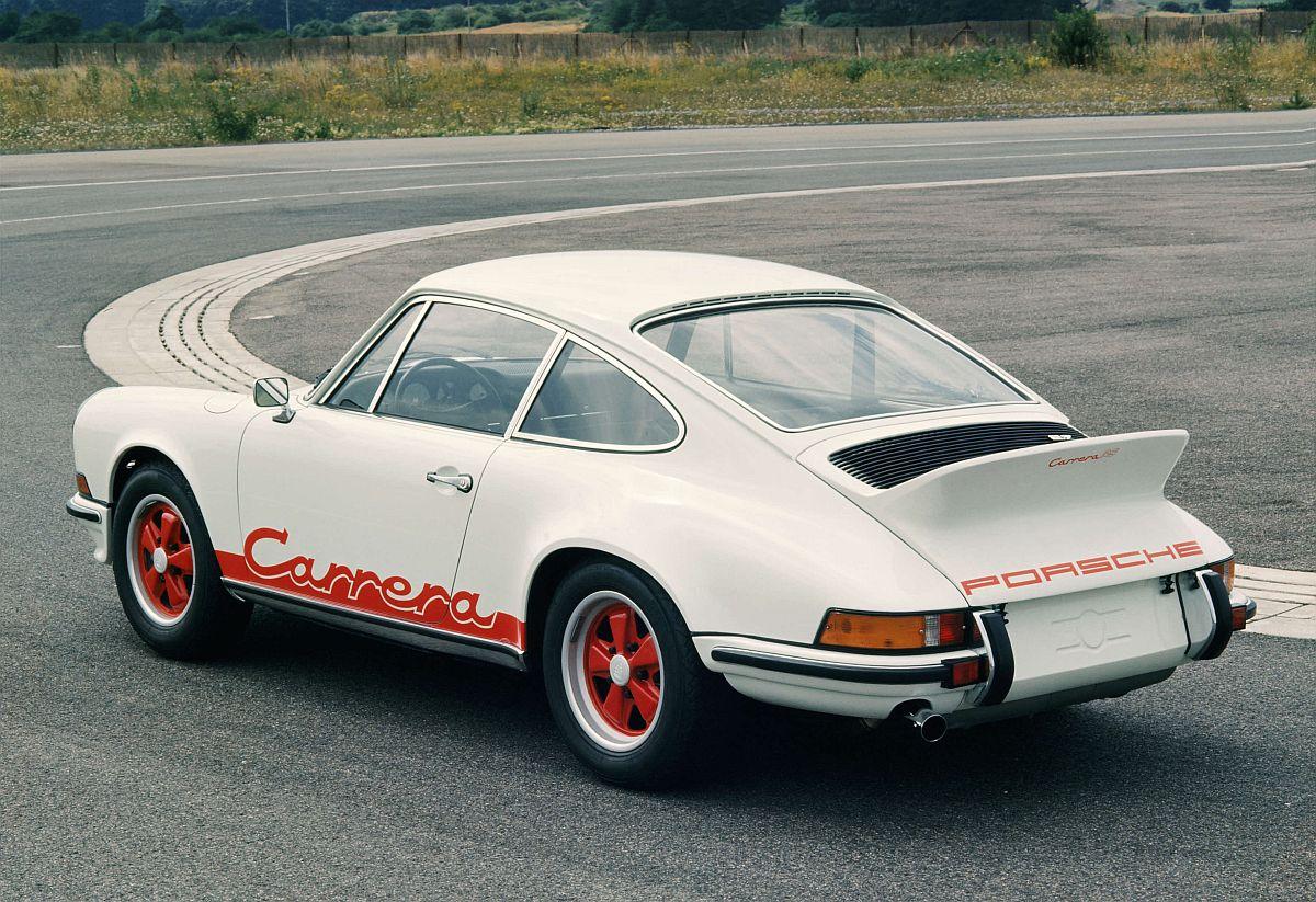 Porsche 911 Carrera RS 2.7 Coupé
