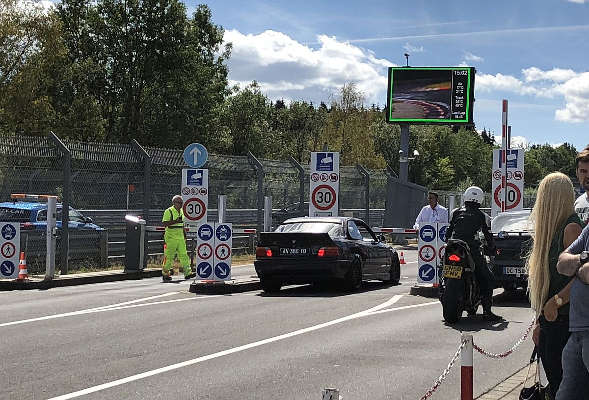 Nürburgring-Nordschleife Touristenfahrten Preise 2020