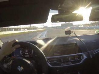 BMW M4 Hockenheimring
