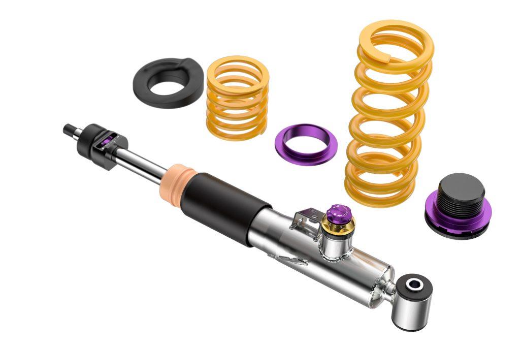 KW Gewindefahrwerk Variante 4: 3-fach einstellbares Fahrwerk für BMW M3 (G80) und BMW M4 (G82)